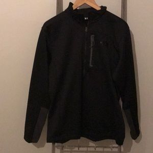 Black North Face Pullover Sweater